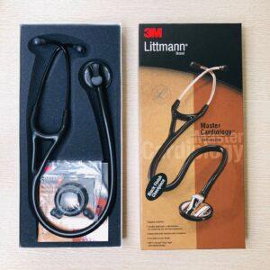 ống nghe littmann master cardiology 2161