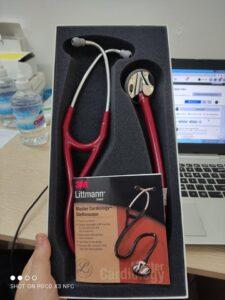 Ống nghe Littmann Master Cardiology 2163