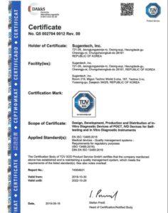 Test nhanh Covid 19 SGTi-flex COVID-19 Ag