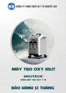 Máy tạo oxy MICiTECH 10 Lít