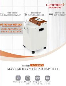 Máy tạo oxy Homed 10 Lít