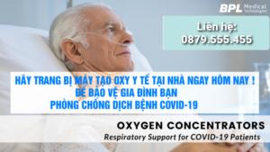 Mua máy tạo oxy ở Quận 8 - Liên hệ 0879.555.455